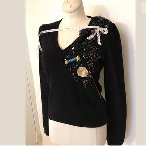 Moschino Sewing kit Sweater